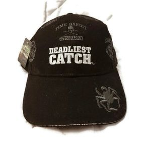 NWT Deadliest Catch Baseball Cap